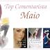 Top Comentarista - Maio