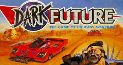 Dark Future - el juego de los guerreros de la carretera