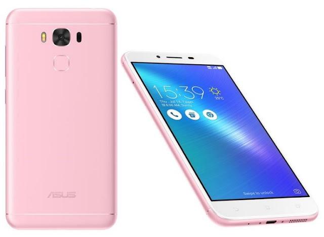 ASUS Zenfone 3 Max #GaAdaMatinya Kini Hadir dengan Warna Pink