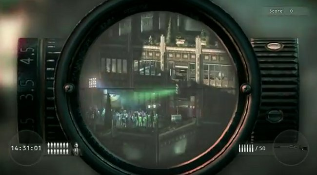 1 Download Free PC Game Hitman Sniper Challenge