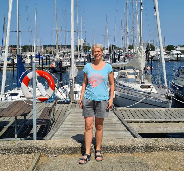 Drei geniale Rast- und Spielplätze auf der Fahrt in den Dänemark-Urlaub nahe der Autobahnen E45 und E20. Ein toller Rastplatz im Hafen: Picknicken, Spielen und Entspannen im Hafen Aabenraa.