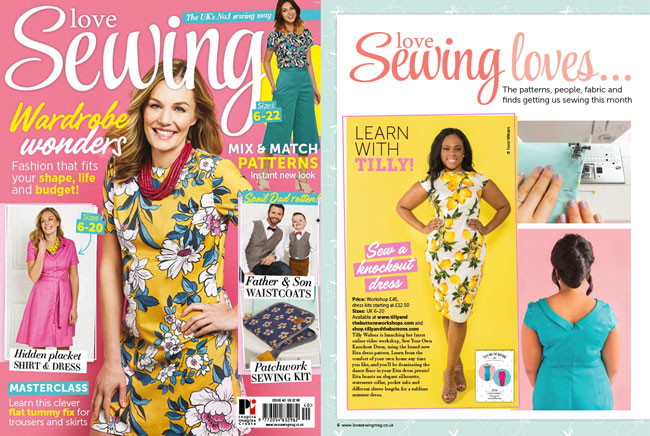 Love Sewing issue 30