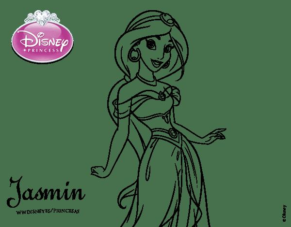 Princesas Disney Más Dibujos Para Colorear De Jasmine: Desenho De Rosto De Brave Indomável Para Colorir