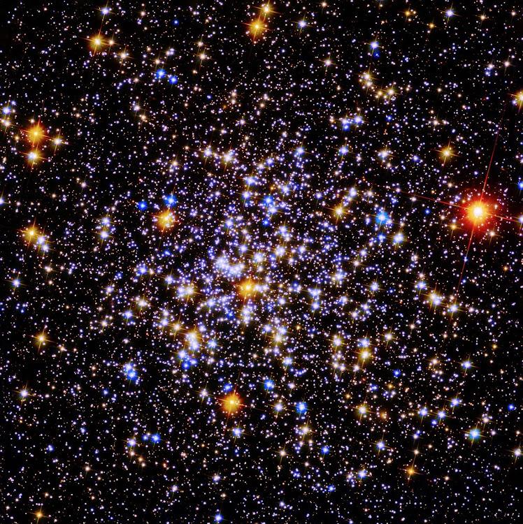 Шаровое скопление звезд Caldwell 81 (NGC 6352)