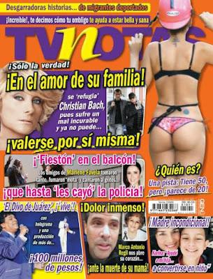 Revista TV Notas México - 21 Febrero 2017