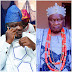 Adedayo Said Ibigiga Mourns Olupo of Ajase-Ipo