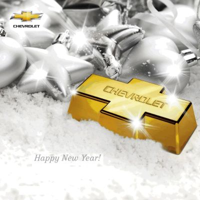 Happy New Year, Chevrolet!