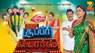 Junior Superstar 27-08-2016 Zee Tamil Show