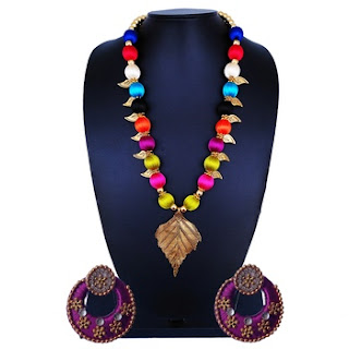 Multicolor Indian Traditional Jewellery