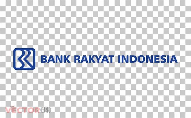 Logo Bank BRI (Bank Rakyat Indonesia) Landscape - Download Vector File PNG (Portable Network Graphics)