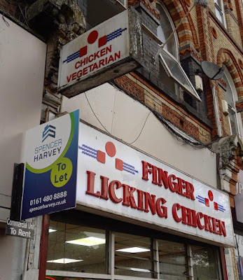 Finger Licking Chicken in Withington, Manchester