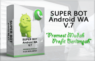 Super Bot Android WA
