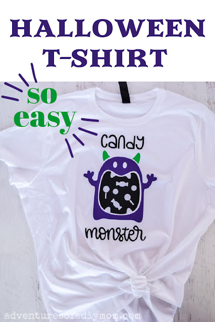 candy monster t-shirt