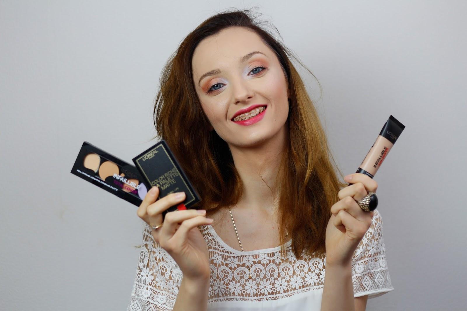 Łatwy makijaż Boho L'oreal