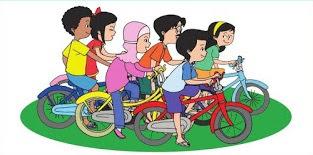 Peristiwa Atau Objek Apakah Yang Nampak Pada Kedua Gambar Diatas Sepeda Dan Motor Lengkap Kunci Soal Jawaban Buku Siswa Tema 1 Kelas 5 Halaman 56