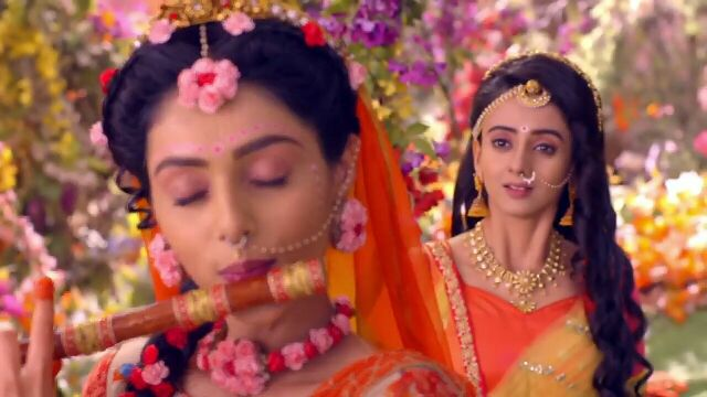 Radha Krishna Serial : 3 feb in Hindi