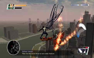 Download Spiderman 3 CSO PSP PPSSPP High Compress