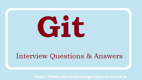 Git interview questions and answers - Problem and Solutions