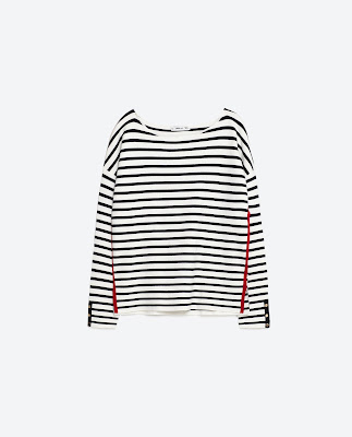 Zara Striped Sweater £25.99