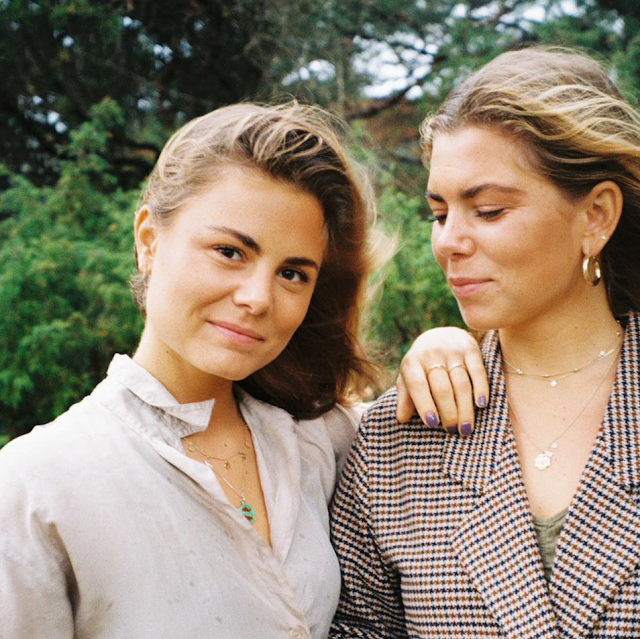 Susanne og Anette Bastviken - søskenparet bak Radical Broccoli Foto: Marlene Sæthre (@mallyandthemoon på Instagram)