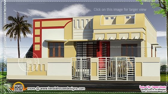 Tamil house design