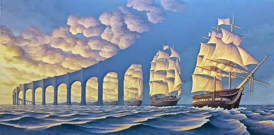 25 Trippy Optical Illusions