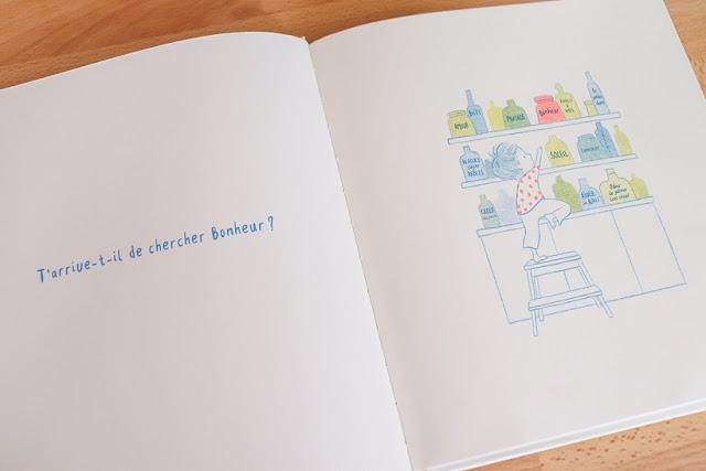 livre sur le bonheur pour enfant