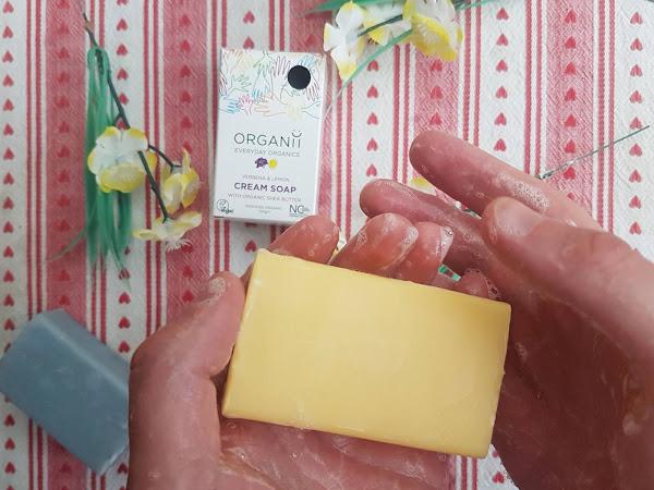 Everyday Organics - Organii Cream Soap Review