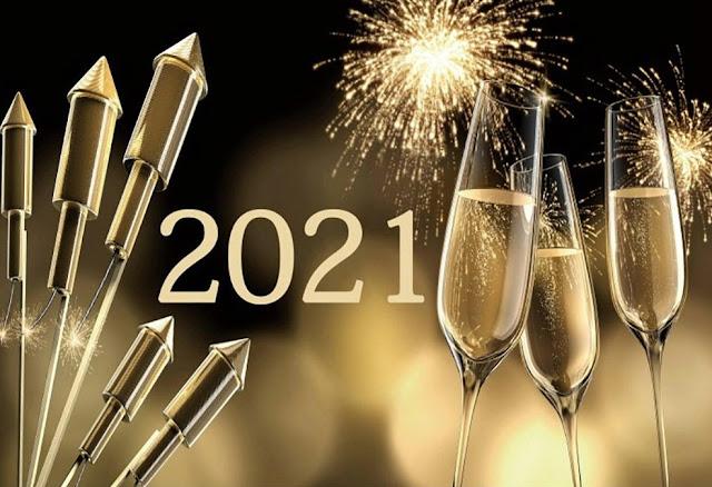 Feliz año 2021, imágenes, frases y Whatsapp