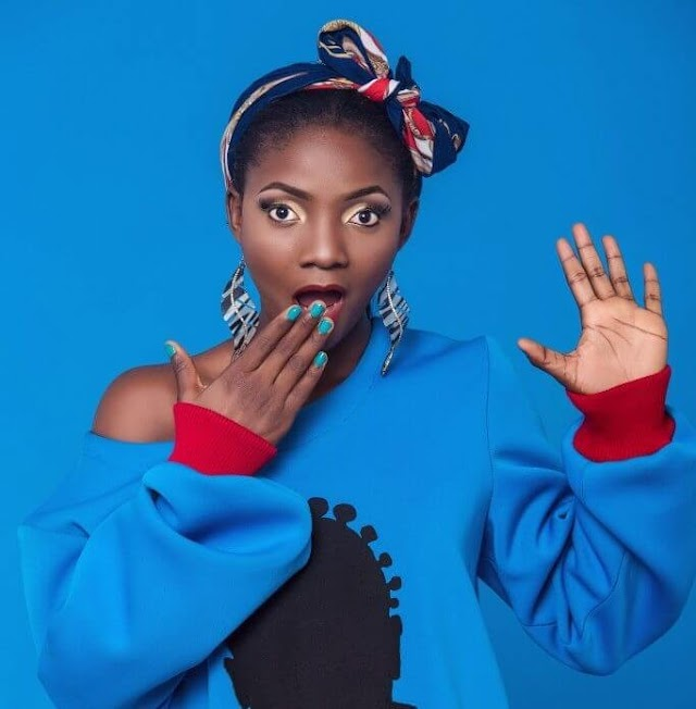 Singer Simi reacts to new jamb cut of marks for tertiary institutions