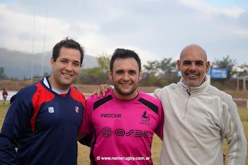 Universitario de Salta 21 - Tucumán Lawn Tennis 19