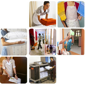 Hubungan Housekeeping dengan Department Lain Secara Umum ...