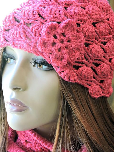 Free Crochet Pattern Beanie