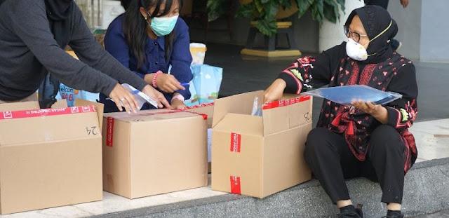 Surabaya Bisa Jadi Wuhan Itu Peringatan Keras untuk Tri Rismaharini dan Jokowi