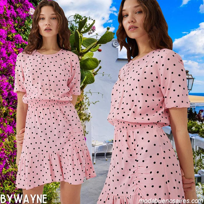 estampas primavera verano 2021 moda mujer