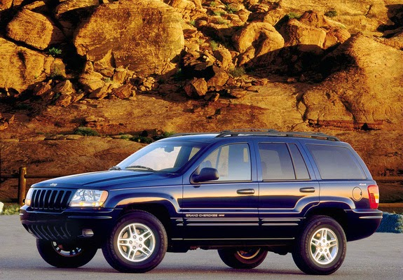 the ultimate car guide car profiles jeep grand cherokee 2000 2004. Black Bedroom Furniture Sets. Home Design Ideas