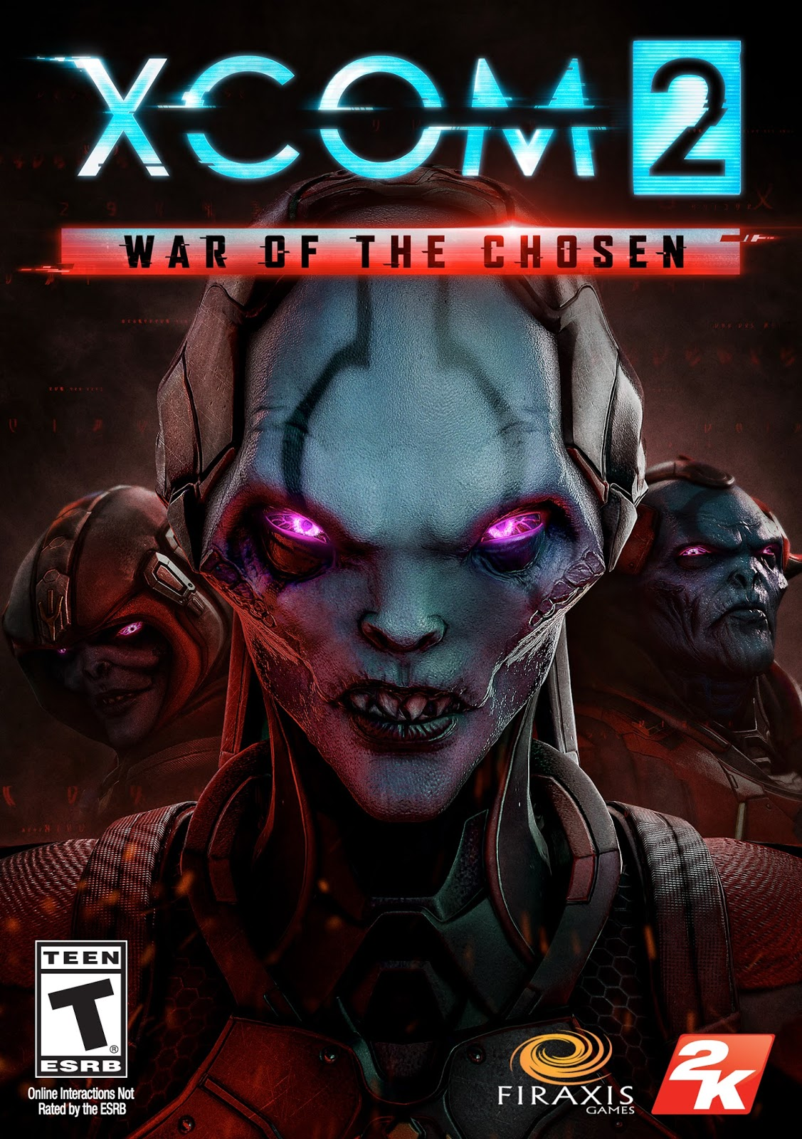 New Games XCOM 2 WAR OF THE CHOSEN PC PS4 Xbox One