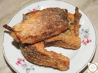 Peste prajit in crusta de malai reteta,