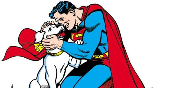 krypto superman