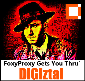 FoxyProxy to bypass blocked Youtube videos