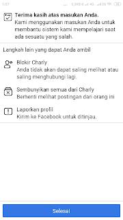 Cara Report Akun FB Palsu agar dihapus permanen
