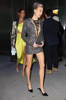 Hailey Rhode Bieber At The Times Square EDITION Premiere
