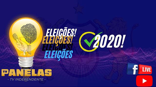 TV PANELAS NAS ELEIÇÕES 2020