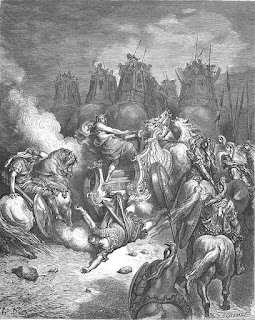 The_Punishment_of_Antiochus by Gustave Dore