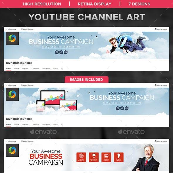 1200 Best Youtube Channel Art Templates Free Premium