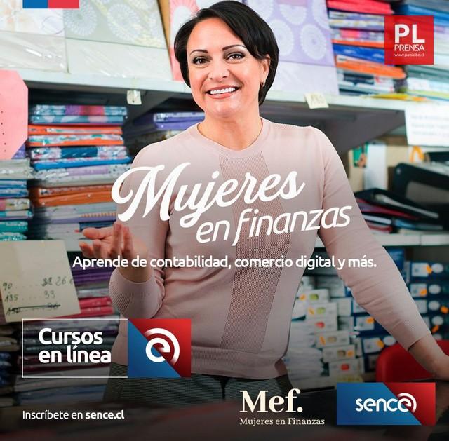 Mujeres en Finanzas