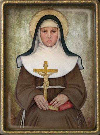 MARCH 9 - Saint Catherine of Bologna
