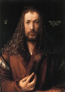 Αυτοπροσωπογραφία του Άλμπρεχτ Ντύρερ