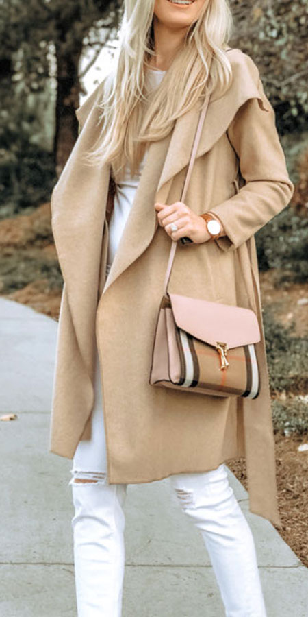 25 Best Extra Nice Winter Outfits to Wear Now.  winter outfits fashion winter clothes style pretty winter outfits winter fashion ideas winter fashion style #casual #casualstyle #casualoutfits #dresses