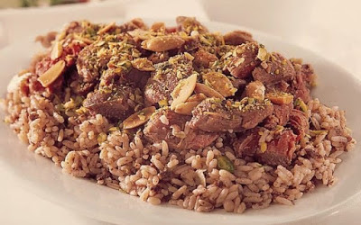 Ouzeh Lamb n' Rice
